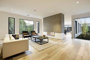 Floor Coverings for Under Floor Heating